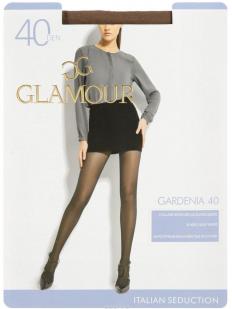 Классические колготки с шортиками Glamour GARDENIA 40