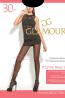 Матовые поддерживающие колготки Glamour POSITIVE PRESS 30