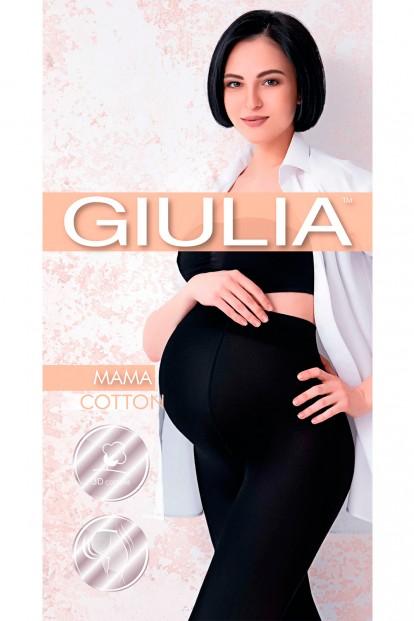 Хлопковые колготки для беременных Giulia MAMA COTTON 200 - фото 1