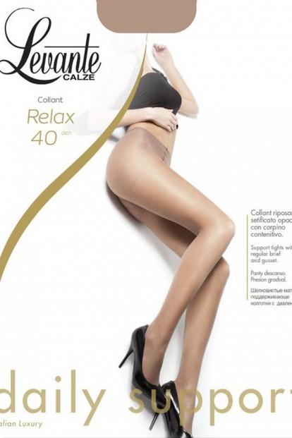 Классические колготки с шортиками Levante RELAX 40 - фото 1