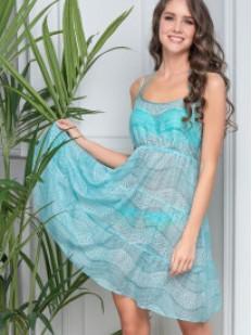 Пляжный сарафан Mia-Amore Luciana 8400