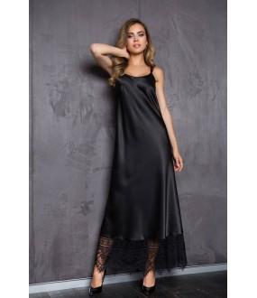 Сорочка Mia-Mia Evelin 17538 черный