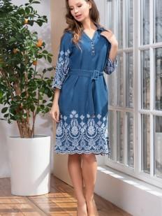 Джинсовое платье Mia-Mella Montana 6624
