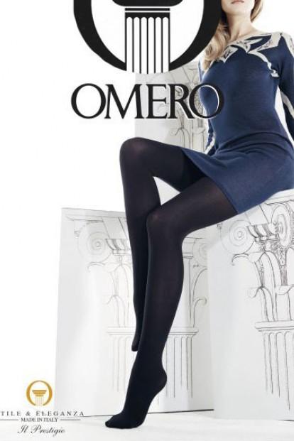 Теплые матовые колготки Omero IRIDE 100 - фото 1