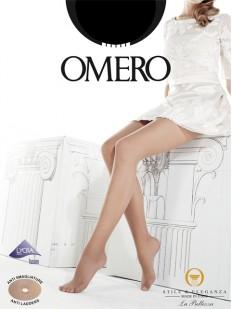 Классические матовые колготки Omero PERMANEO 20 den