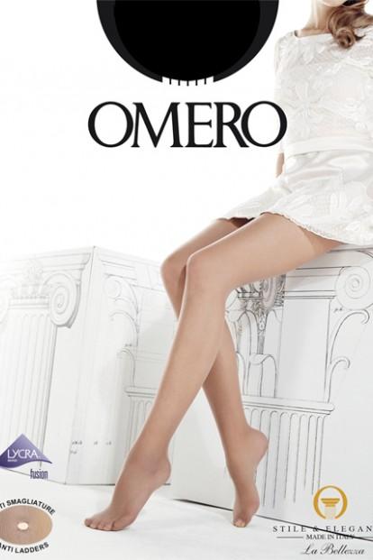 Классические матовые колготки 20 ден Omero PERMANEO - фото 1