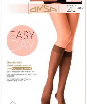 Женские гольфы Omsa Easy Day 20 Gambaletto