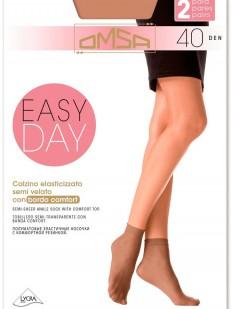 Носки Omsa Easy Day 40 (2 шт.)