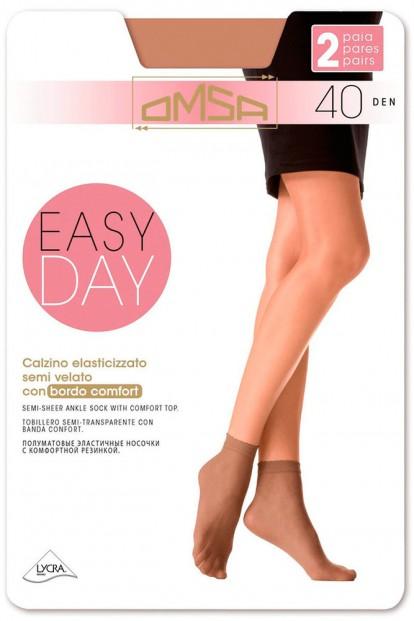 Женские носки Omsa Easy Day 40 (2 шт.) - фото 1