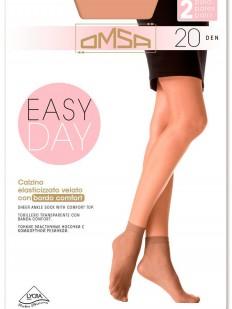 Носки Omsa Easy Day 20(2 шт.)