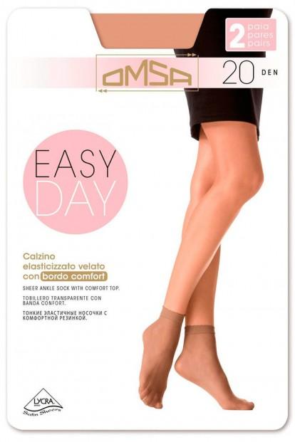 Женские носки Omsa Easy Day 20(2 шт.)