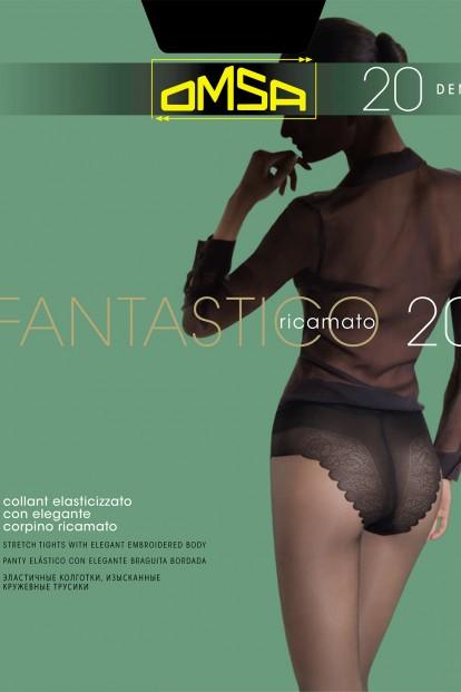 Классические колготки с трусиками Omsa FANTASTICO 20 - фото 1
