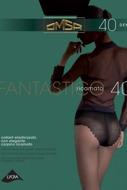 Классические колготки с трусиками Omsa FANTASTICO 40 - фото 1