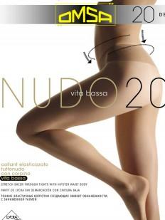 Колготки Omsa Nudo 20 Vita Bassa