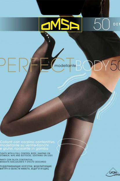 Утягивающие колготки с шортиками Omsa PERFECT BODY 50