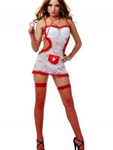Ролевой костюм Le Frivole 02803 Doctor