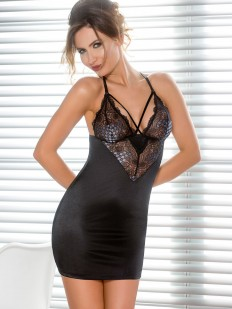 Эротическая сорочка Casmir 04313 giorgia chemise black