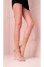 Тонкие высокие прозрачные женские носки без резинки Trasparenze JACK 15 calzino - фото 2