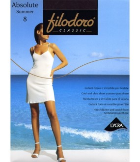 Колготки Filodoro Classic ABSOLUTE SUMMER 8 XL