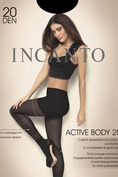 Корретирующие колготки Incanto Active Body 20