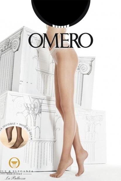 Летние матовые колготки 10 ден Omero BEAUTY - фото 1