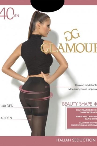Корректирующие колготки Glamour Beauty Shape 40