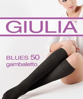 Матовые гольфы Giulia Blues 50 Gambaletto