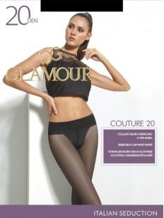 Колготки с низкой посадкой Glamour COUTURE 20 Vita Bassa