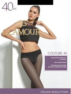 Колготки с низкой посадкой Glamour COUTURE 40 Vita Bassa