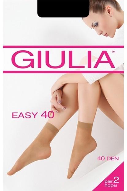 Женские носки Giulia Easy 40 Lycra (2 шт.) - фото 1