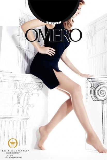 Классические летние колготки 20 ден Omero EFIRA  - фото 1