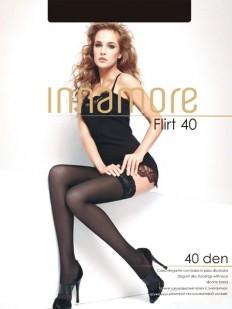 Классические чулки Innamore Flirt 40 Autoreggente