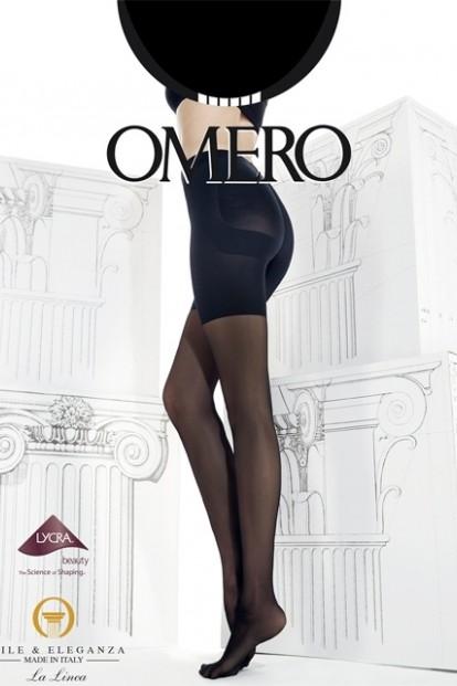 Утягивающие пуш ап колготки с шортиками Omero FORM UP 50