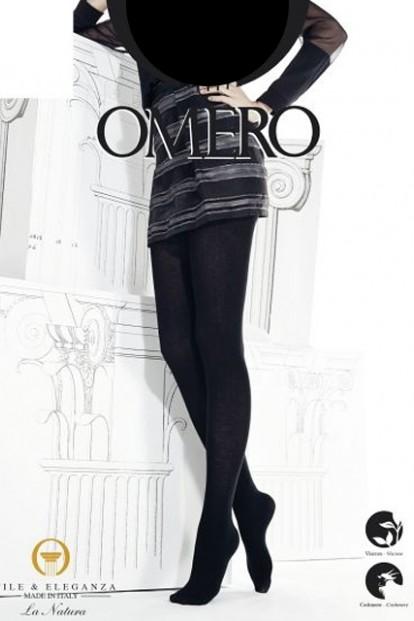 Теплые женские колготки с кашемиром Omero GEA 100 Cashmere
