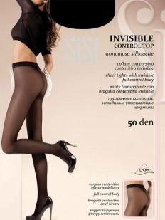 Колготки Sisi Invisible 50 Control Top