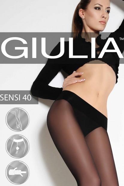 Колготки с низкой посадкой Giulia SENSI 40 Vita Bassa - фото 1