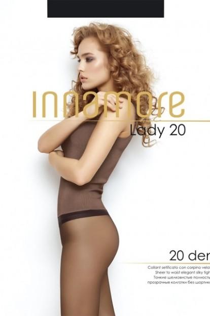 Классические женские колготки 20 ден Innamore LADY