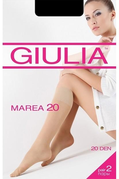 Тонкие матовые гольфы GIULIA MAREA 20 lycra (2 п.)