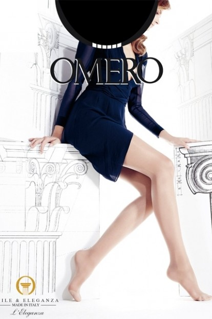 Классические колготки Omero Nausicaa 30
