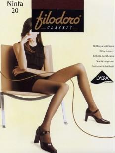 Классические колготки Filodoro Classic NINFA 20