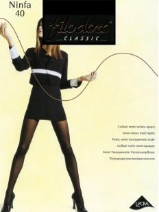 Классические колготки Filodoro Classic NINFA 40