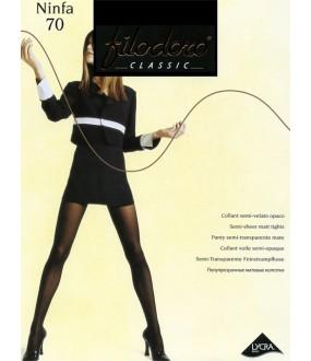 Колготки с лайкрой Filodoro Classic NINFA 70