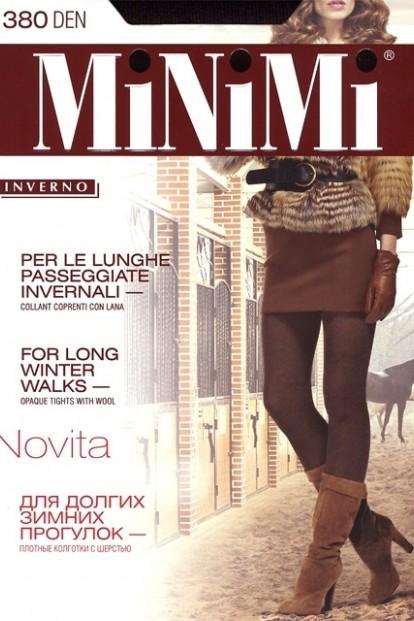 Теплые шерстяные колготки Minimi NOVITA 380 - фото 1