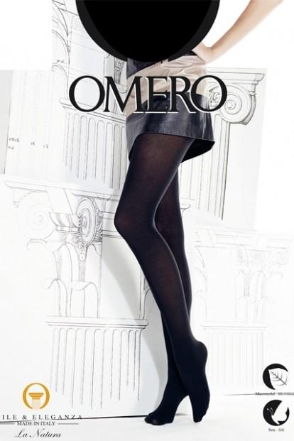 Теплые колготки с шелком Omero PLUMAGE 150 Seta - фото 1