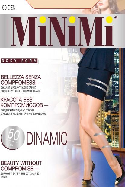 Поддерживающие колготки с шортиками Minimi DINAMIC 50 - фото 1