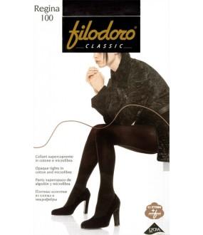 Теплые колготки Filodoro Classic REGINA 100