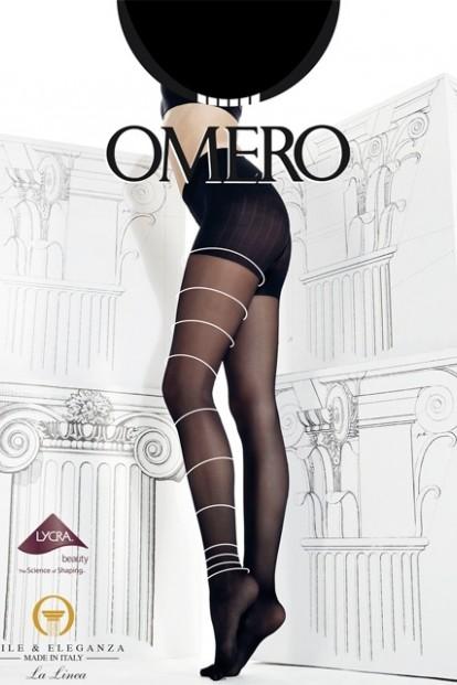 Утягивающие колготки с поддержкой Omero RELAXA 40 - фото 1