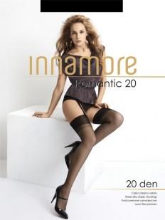 Тонкие чулки Innamore Romantic 20 den