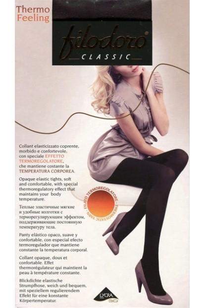 Теплые термо колготки Filodoro Classic THERMO FEELING 200 - фото 1