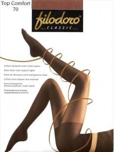 Поддерживающие колготки Filodoro Classic TOP COMFORT 70